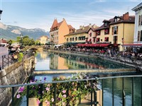 Lake Annecy & the Haute Savoie