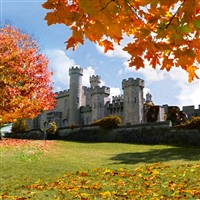 Warner Entertainment Break at Bodelwyddan Castle