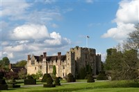 Hever Castle at Christmas with Festive Lunch