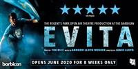 Evita - at London's Barbican