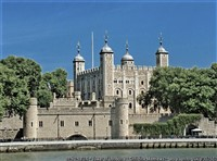 The Tower of London with Fish & Chips