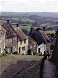 Shaftesbury and Cranborne Chase