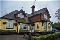 Lunch at The Hinton Arms