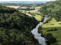 Where the Wye Valley meets the Brecon Beacons