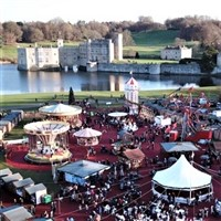Leeds Castle at Christmas