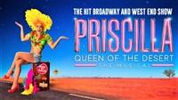 Priscilla Queen of the Desert at The New Victoria