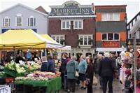 Salisbury on Market Day