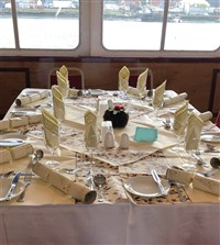 Christmas Lunch Cruise from Southampton