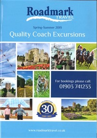 Spring & Summer Excursion Brochure