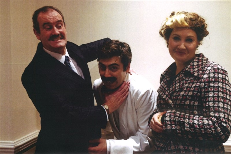 Fawlty Towers Comedy Dining Experience